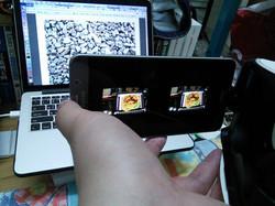 Vuforia AR 切換VR測試