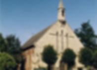 Holy Trinity church, Oxford Road, Reading RG1 7NQ
