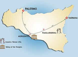 001 A Transfer Tours da Palermo a Taormi