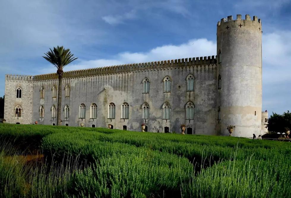唐娜富加塔城堡