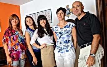 the staff at TourfSicily