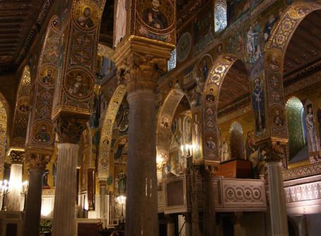 See Palermo: Palatine Chapel and Norman Palace