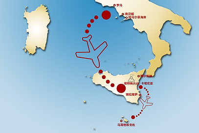 意大利南部和马耳他 | 10天
