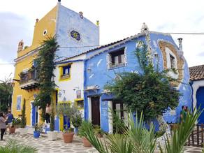 Borgo Parrini, la Barcellona segreta di Gaudì a Palermo