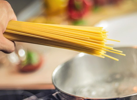Was Spaghetti Invented in Sicily?