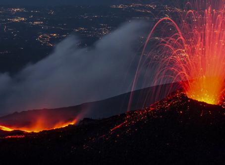 Etna Volcano ... in a pocket!
