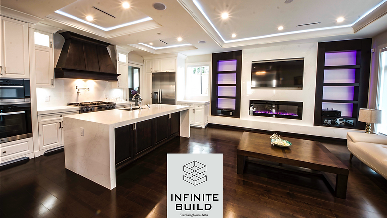 Infinite Build - West Vancouver Custom Home Builder and North Vancouve