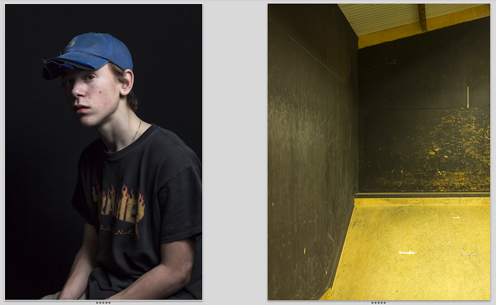 Urban sport culture in th eNetherlands; photography; fine art; Erik van Cuyk photographer