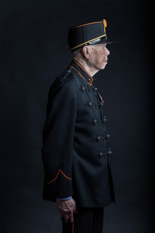 Mr Dijssen Veteran from Indonesia
