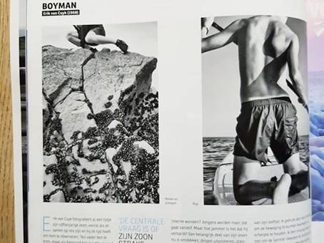 Project in SHUTR Magazine