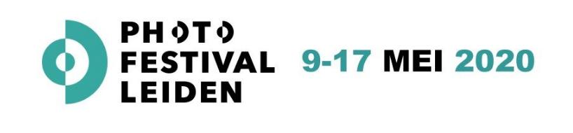 Art work and photography Erik van Cuyk at International Photo festival Leiden 2020