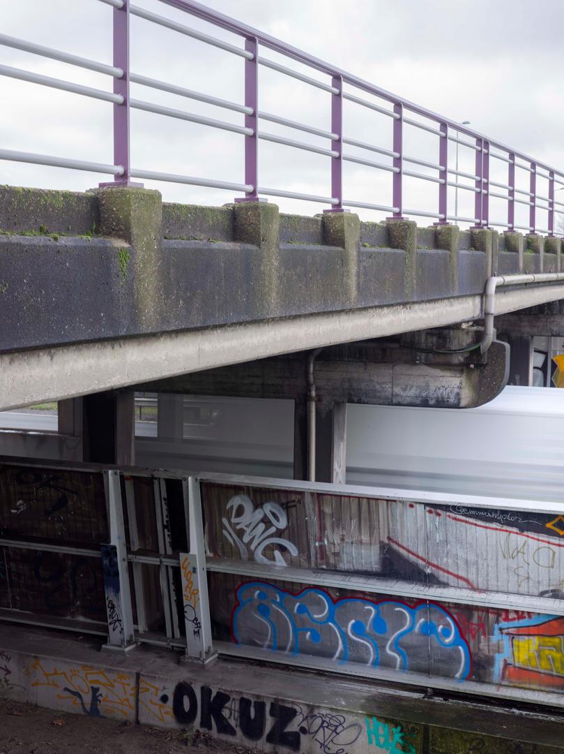A20 sideways | Rotterdam | 12-30-2020