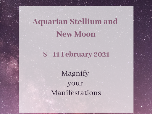 Magnify your Manifestations This New Moon