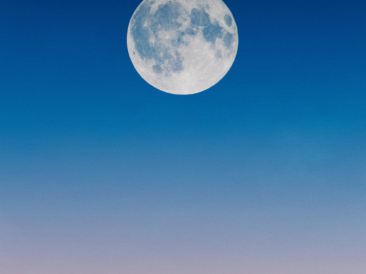 March and 1st Full Super Moon for 2020