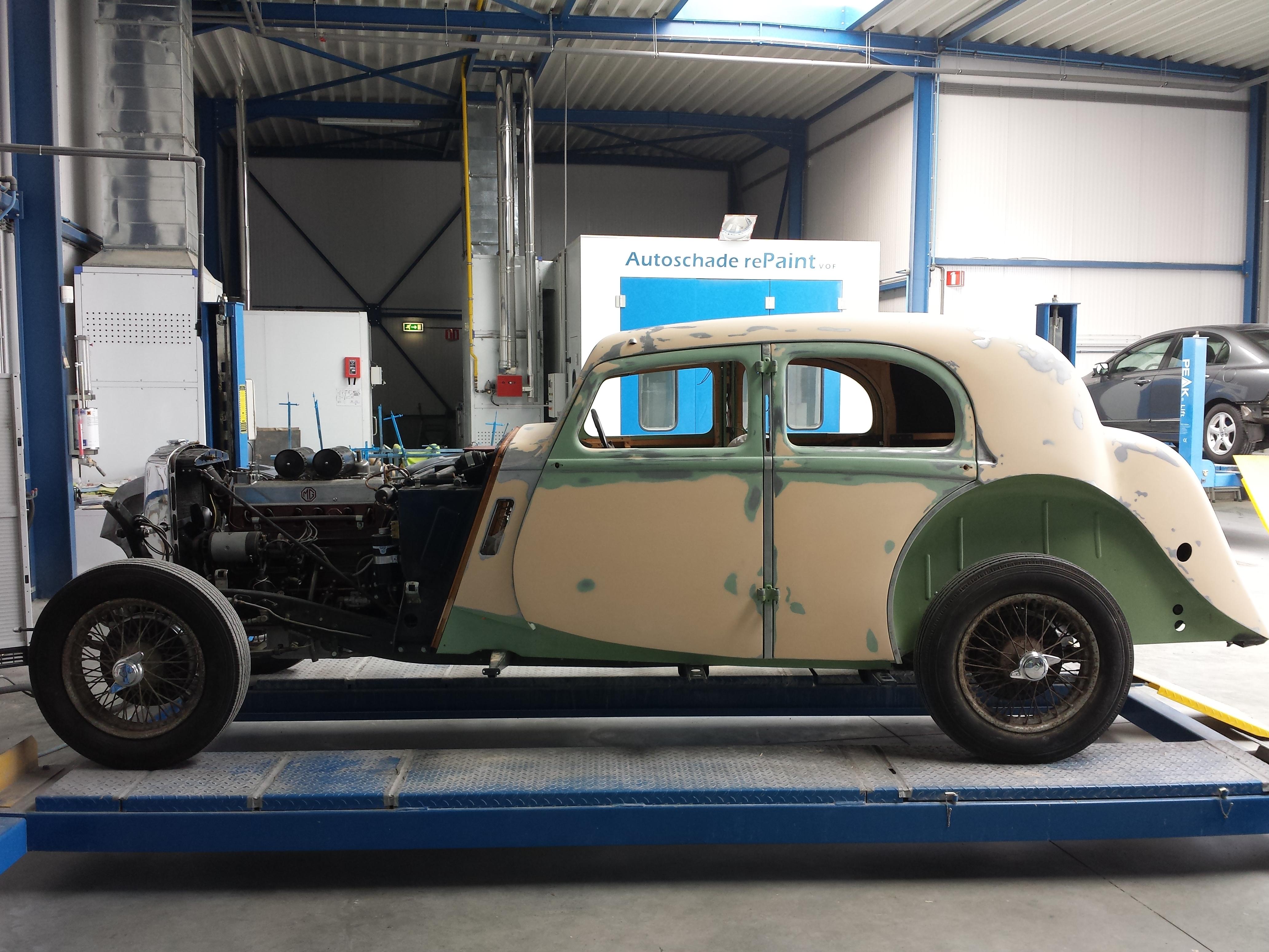 MG SA 127 bwj 1937