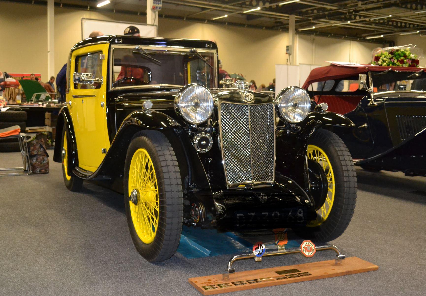 MG Magna L1 bwj 1934