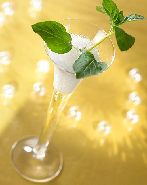 Champagne Julep