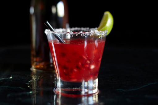 Granatepledrink med tequila
