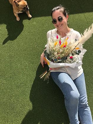 Bouquet personnalisable ou surprise en fleurs séchées