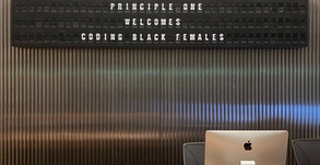 Building a Chatbot with Coding Black Females