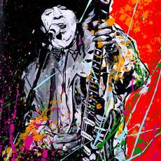 Stevie Ray Vaughn 1