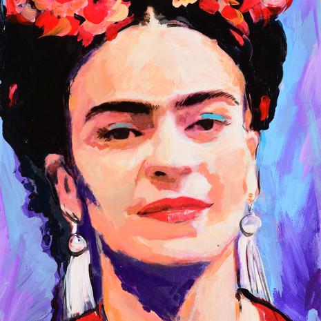 Frida Kahlo 7