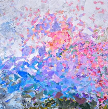 A sea of petals