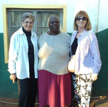 Erica, Mavis and Rosemary