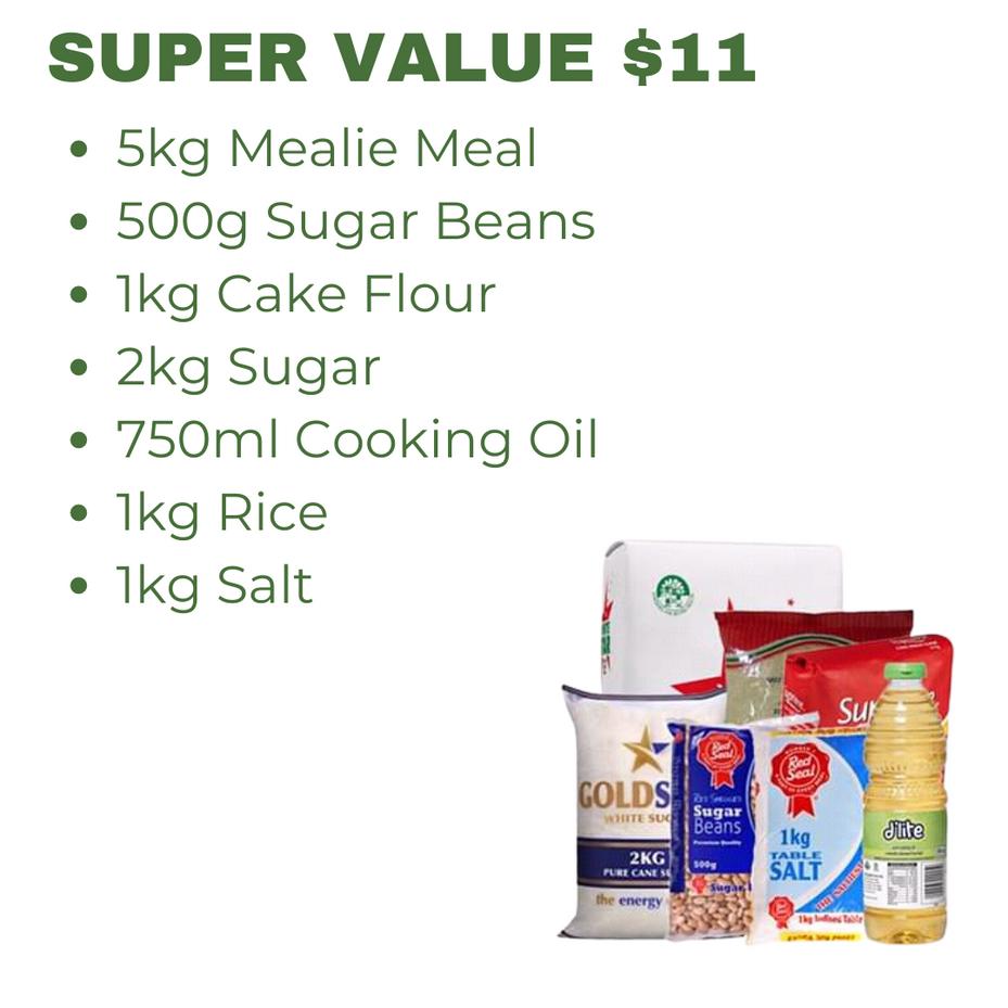 Super Value $11