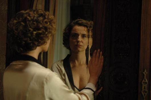 De l'autre côté du miroir ...