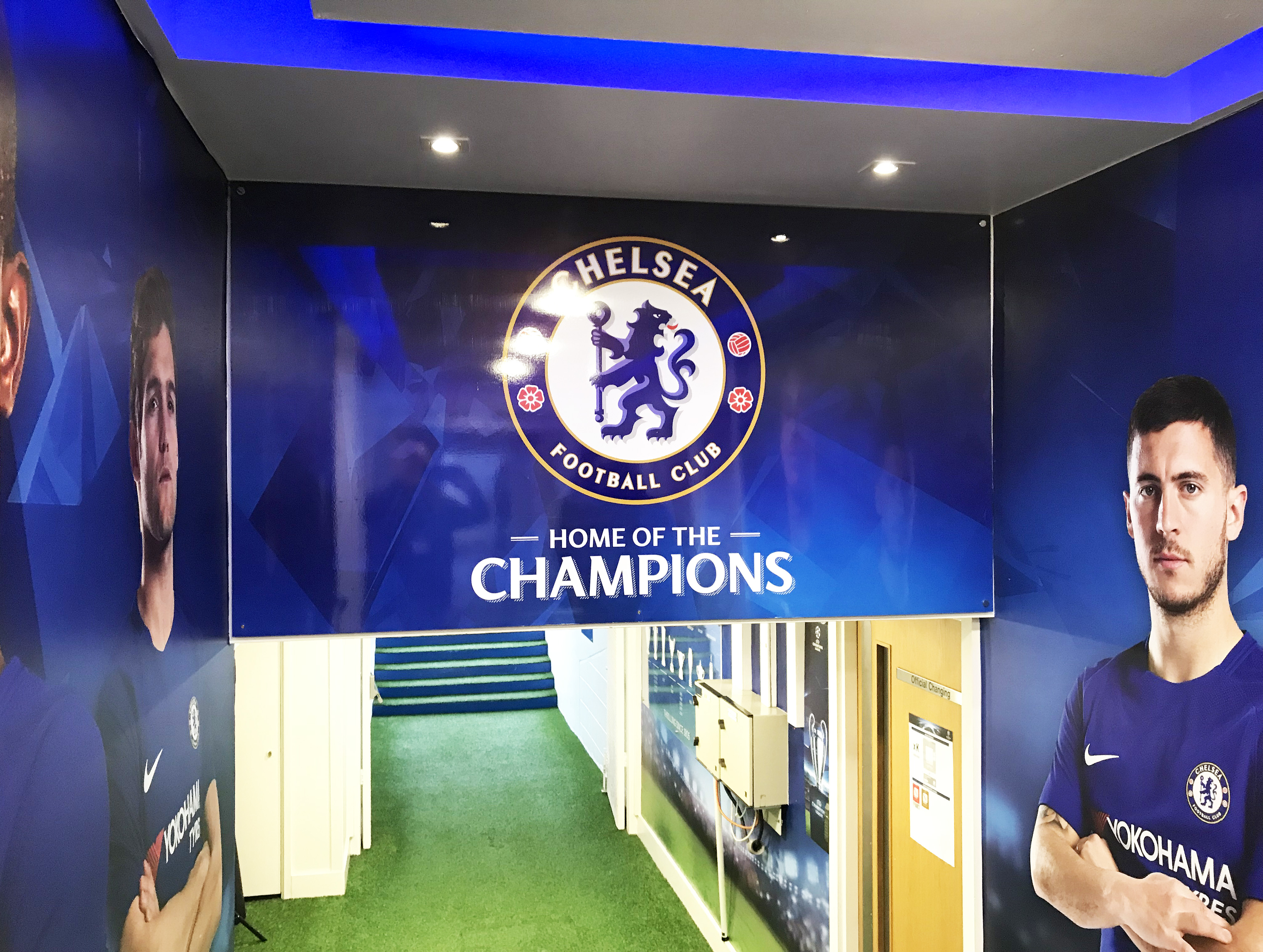 Chelsea Tunnel