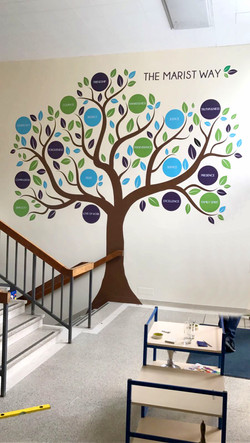 Marist tree