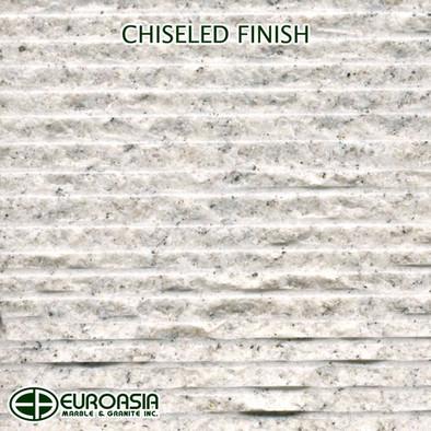 Chiseled Finish