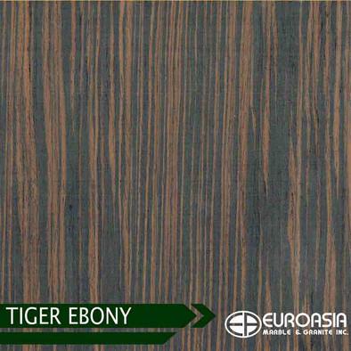 Tiger Ebony