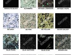 Granite Materials 2/3
