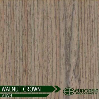 Walnut Crown #EVH