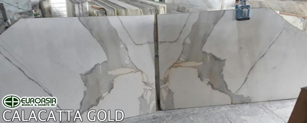 Calacatta Gold 1/3