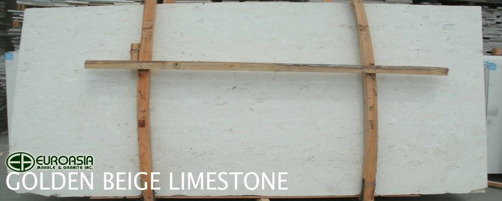 Golden Beige Limestone