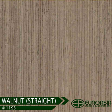 Walnut (Straight) #119S