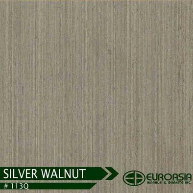 Silver Walnut #113Q