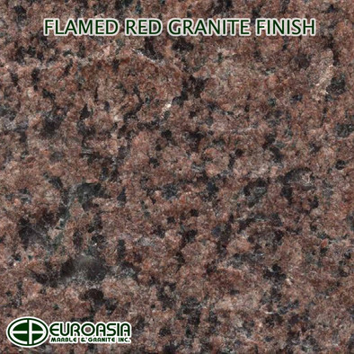 Flamed Red