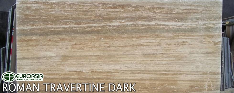 Roman Travertine Dark