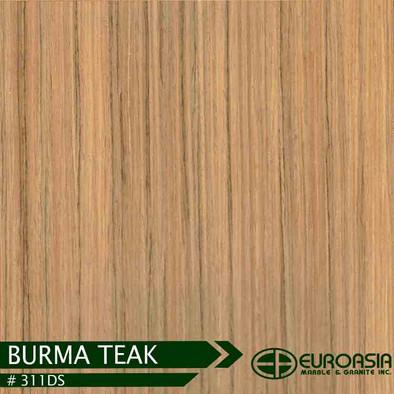 Burma Teak