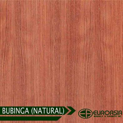 Bubinga (Natural)
