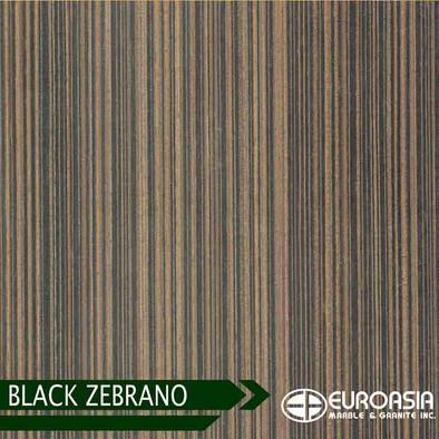 Black Zebrano