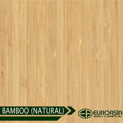 Bamboo (Natural)
