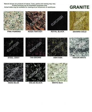 Granite Materials 3/3