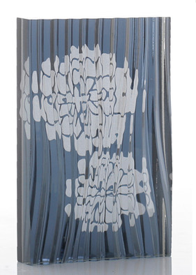 Engraving Glass with Pattern