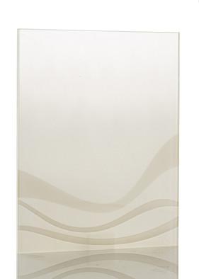 Pattern Glass Off-White