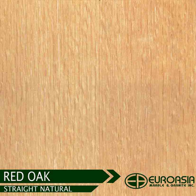 Red Oak (Straight Natural)